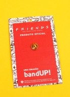 Pin de Metal Friends Central Perk