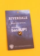 Pin de Metal Riverdale Serpentes do Sul