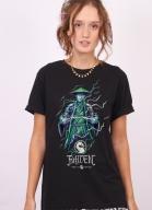 T-shirt Mortal Kombat Raiden