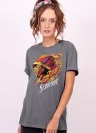 T-shirt Mortal Kombat Scorpion Perfil