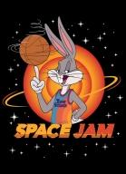 T-shirt Space Jam Stars Pernalonga