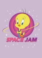 T-shirt Space Jam Stars Piu-Piu