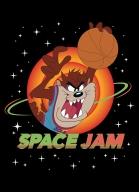 T-shirt Space Jam Stars Taz