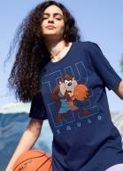 T-shirt Space Jam Taz