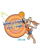 T-shirt Space Jam Welcome