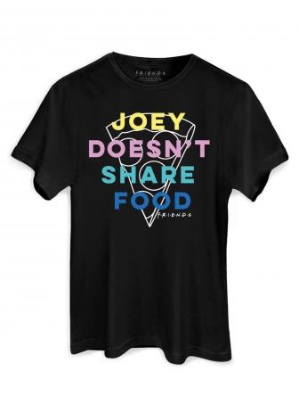 T-shirt Friends Joey Não Compartilha Comida