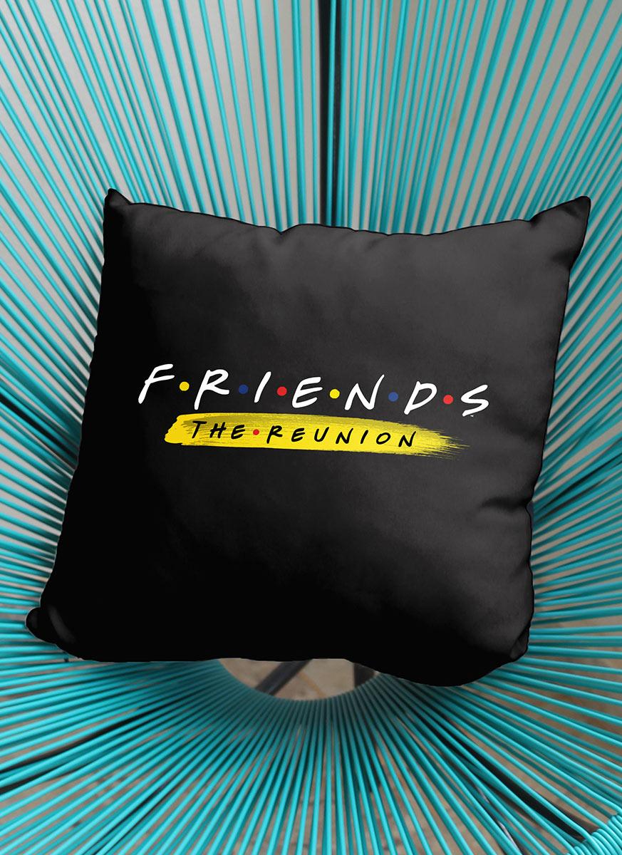 Almofada Friends The Reunion