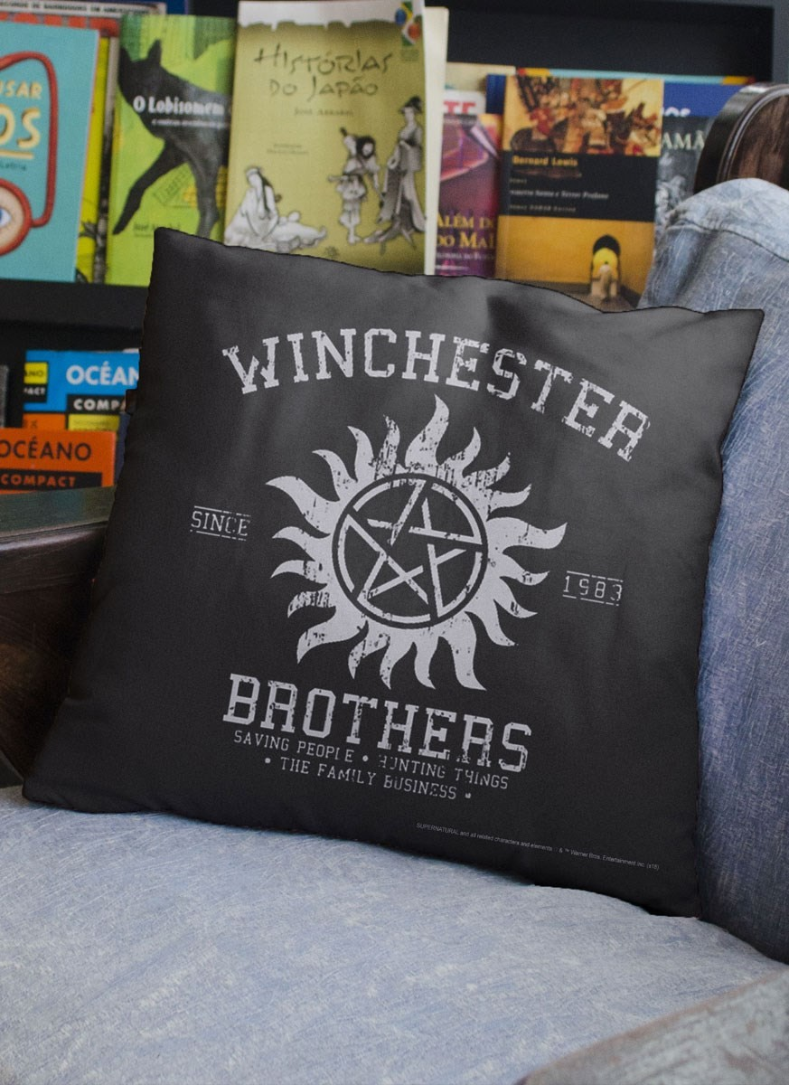Almofada Winchester Brothers