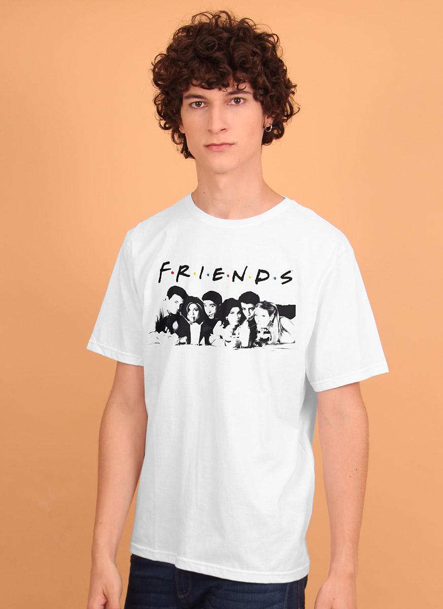 Camiseta Friends Logo The Reunion