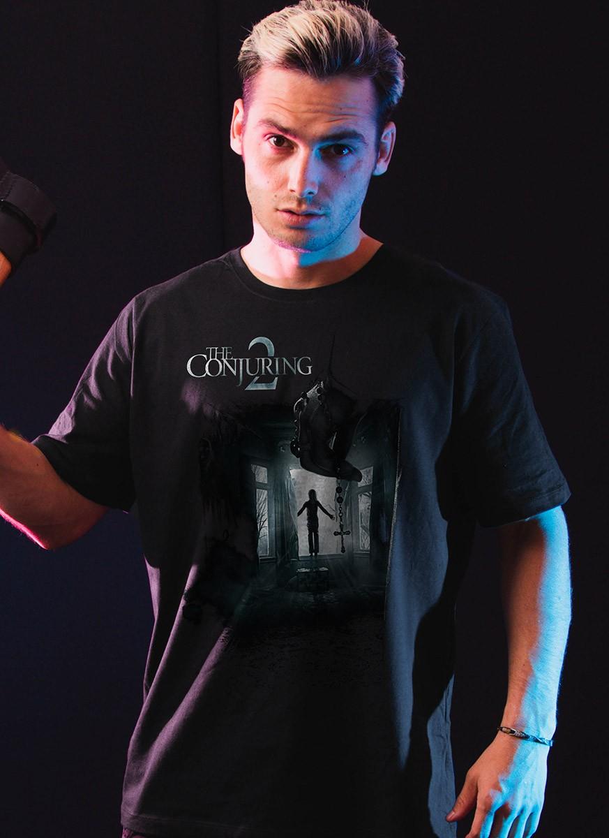 Camiseta Invocação do Mal 2 Pôster