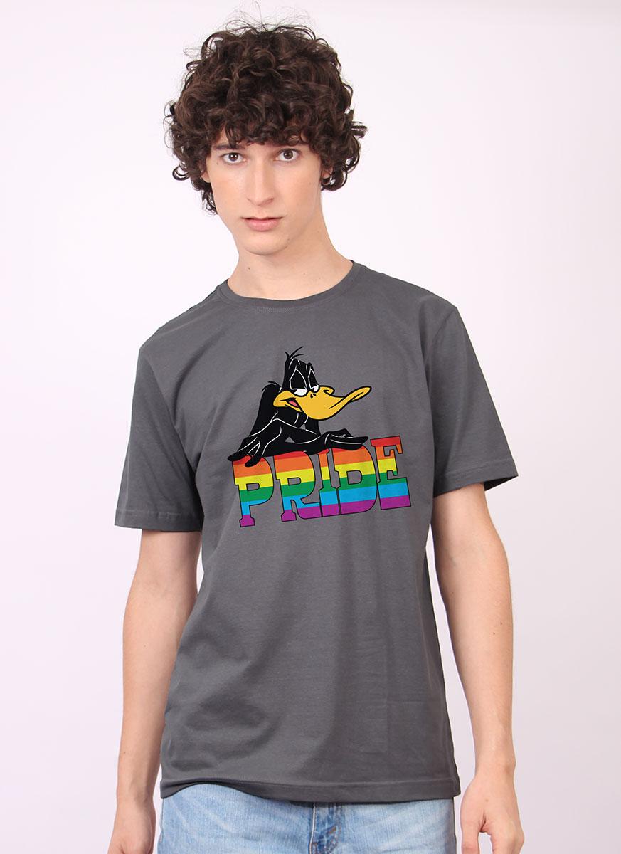 Camiseta Looney Tunes Patolino Pride