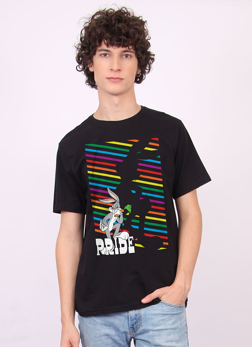 Camiseta Looney Tunes Pernalonga Pride