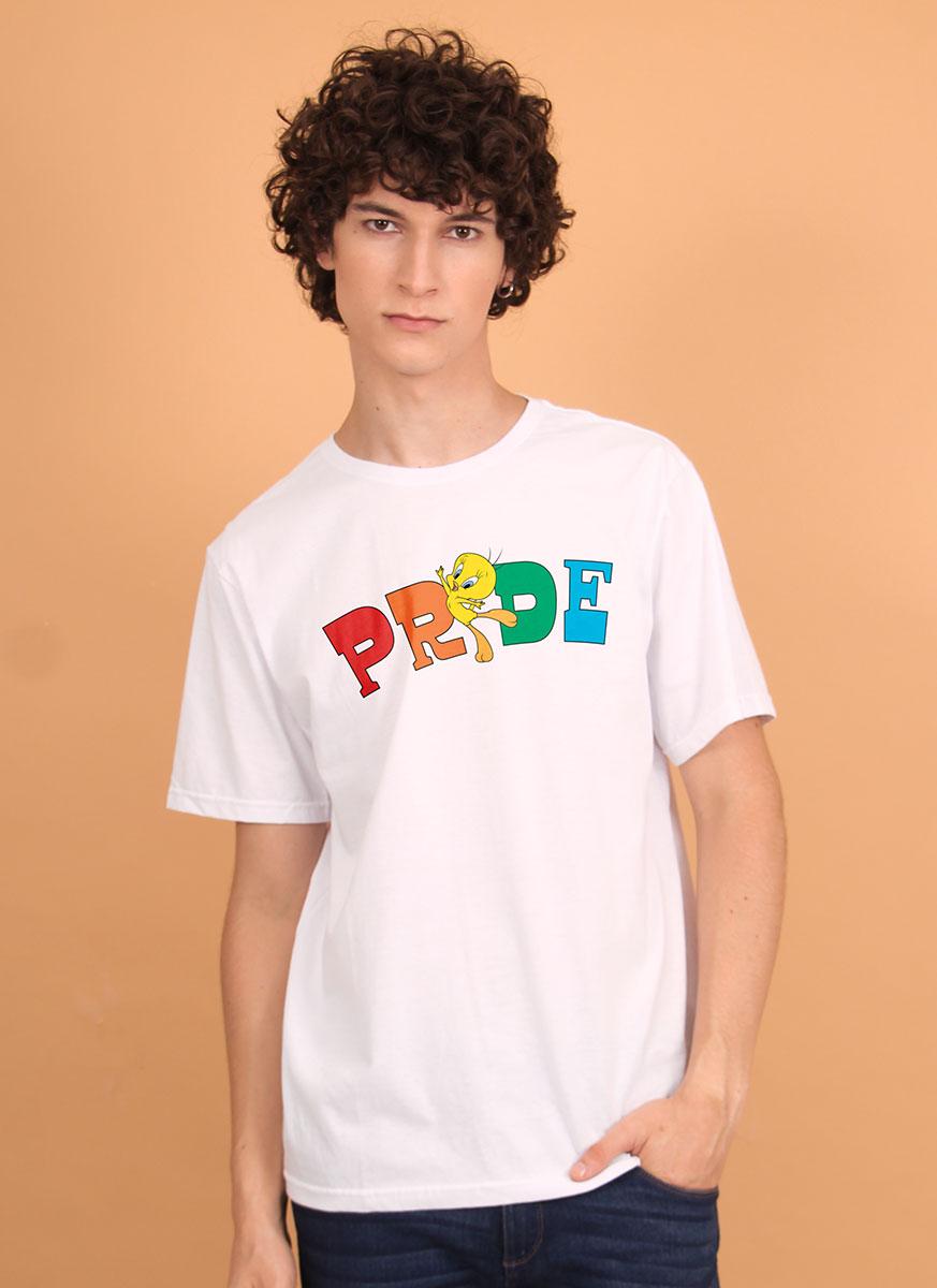 Camiseta Looney Tunes Piu-Piu Pride