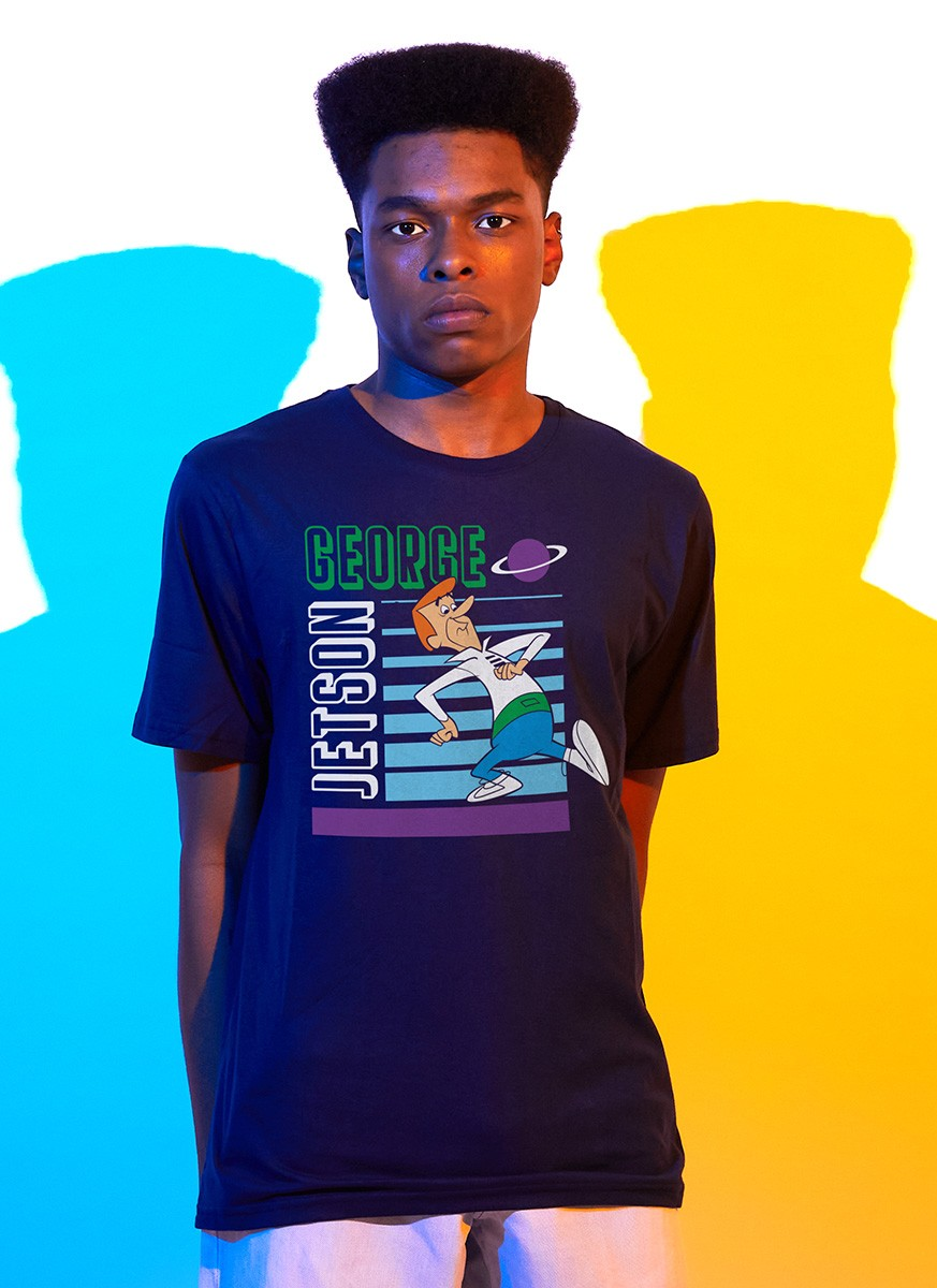 Camiseta Os Jetsons George
