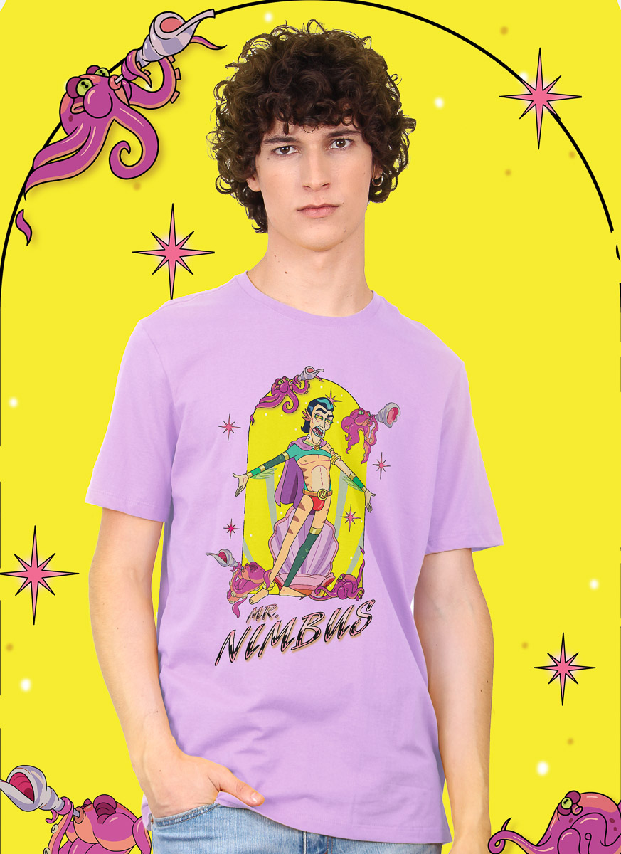 Camiseta Rick And Morty Sr. Resplendor