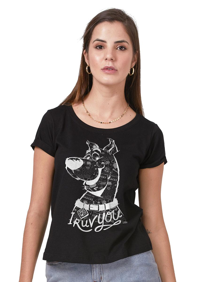 Camiseta Scooby! I Ruv You