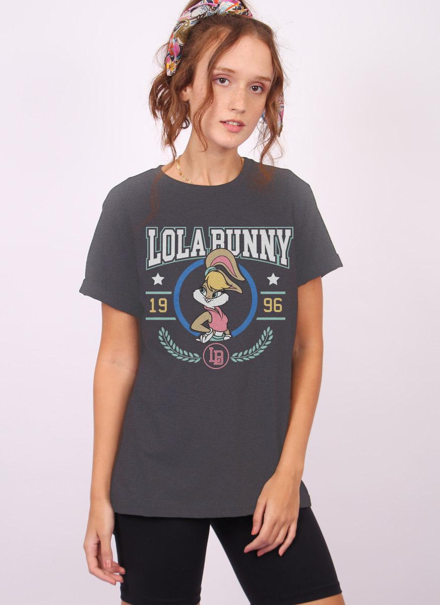 Camiseta Space Jam Lola Bunny