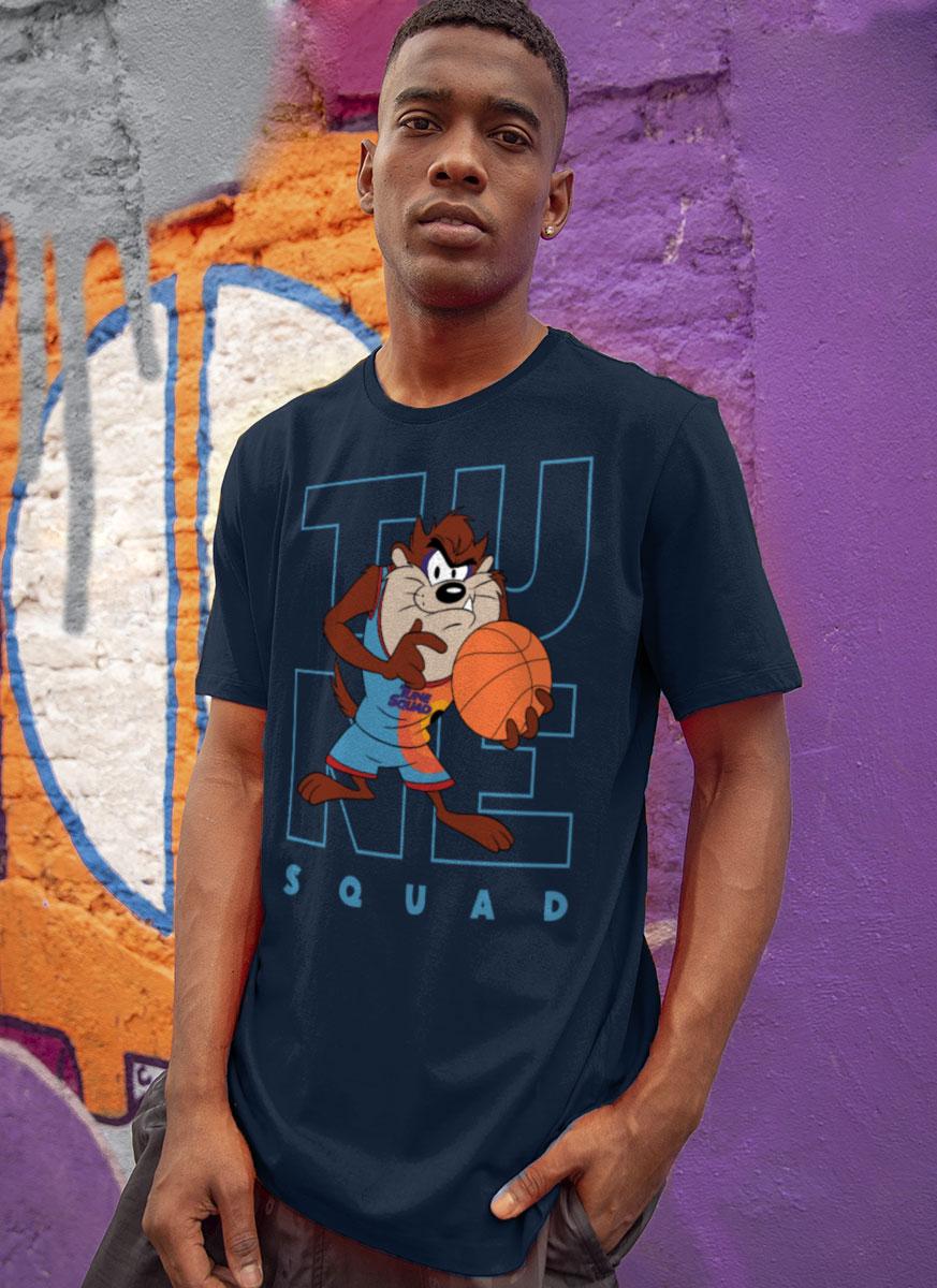 Camiseta Space Jam Taz