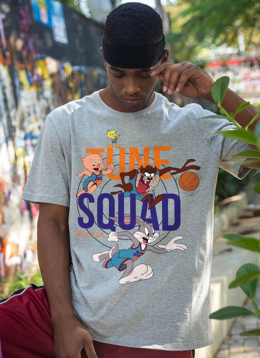 Camiseta Space Jam Tune Squad