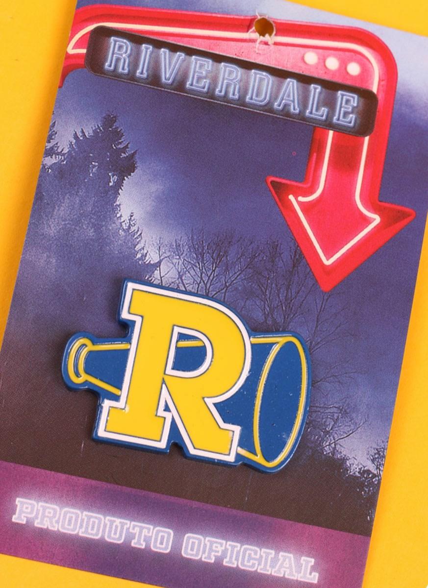 Pin de Metal Riverdale Logo Vixens