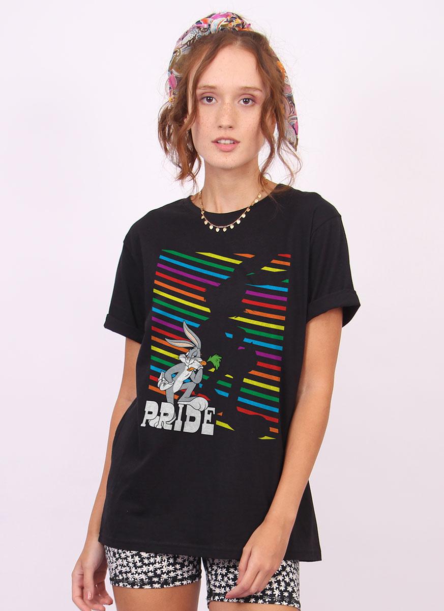 T-shirt Looney Tunes Pernalonga Pride