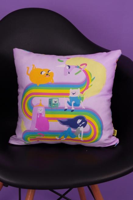 Almofada Hora de Aventura Lady Íris Rainbow