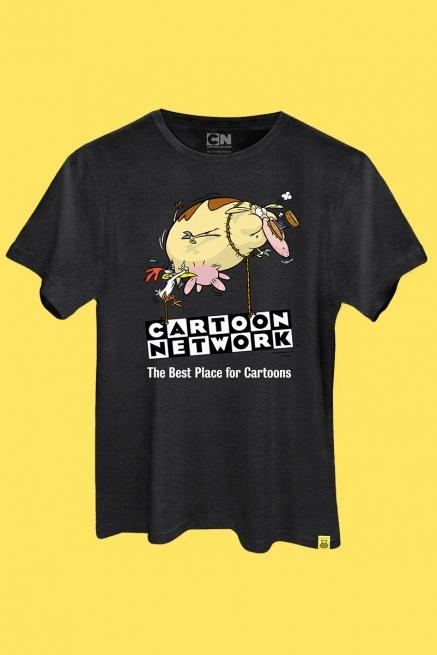 Camiseta A Vaca e o Frango Best Place
