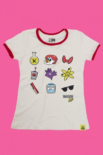 Camiseta As Meninas Superpoderosas Ícones