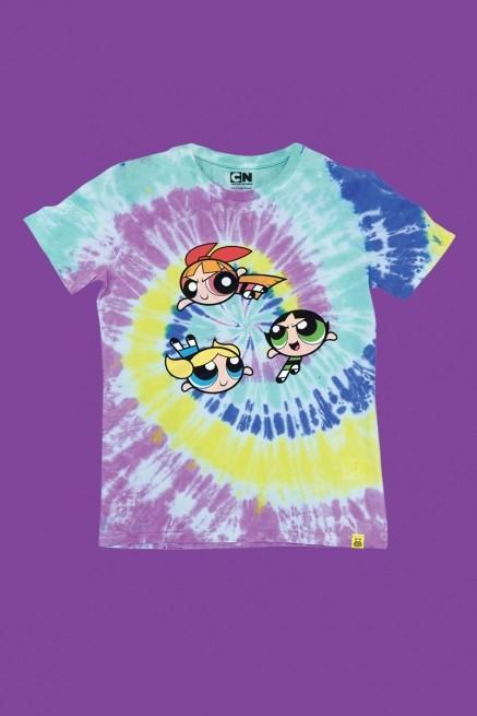 Camiseta As Meninas Superpoderosas Trio