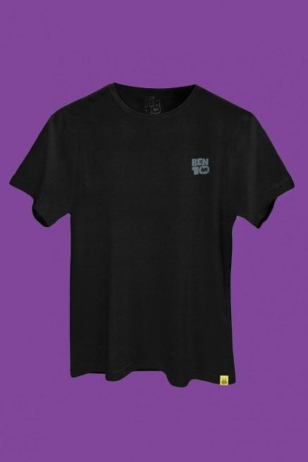 Camiseta Ben 10 Quatro Braços e Vilgax