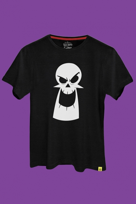 Camiseta Billy e Mandy Puro Osso Face