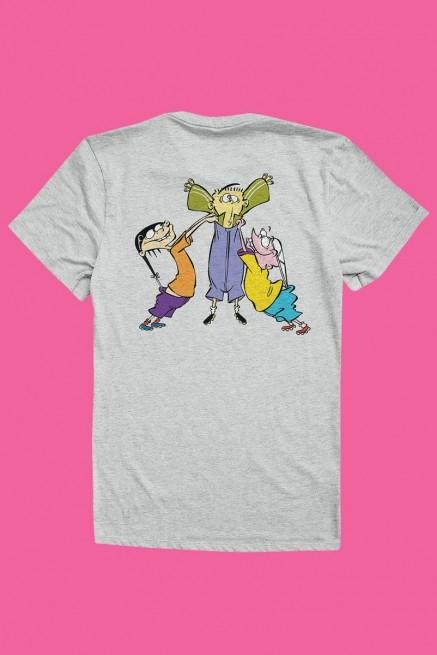 Camiseta Du, Dudu e Edu Amigos