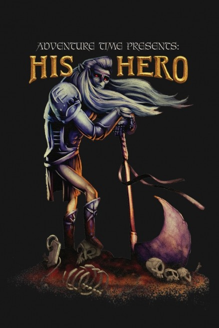 Camiseta Hora de Aventura His Hero