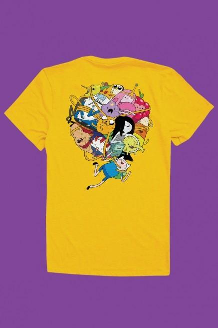 Camiseta Hora de Aventura Universo
