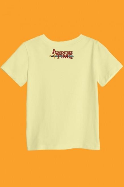 Camiseta Infantil Hora de Aventura Universo
