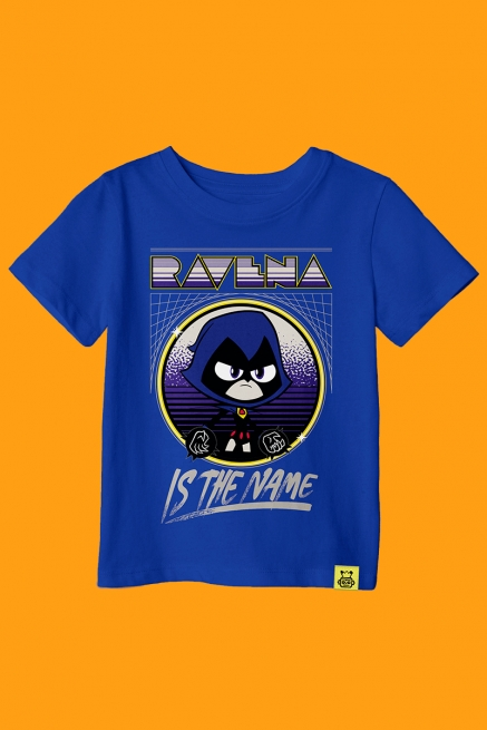 Camiseta Infantil Ravena Is The Name
