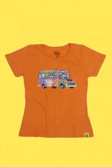 Camiseta Mansão Foster Ônibus