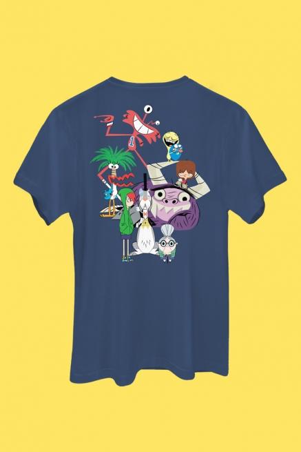 Camiseta Mansão Foster Turma