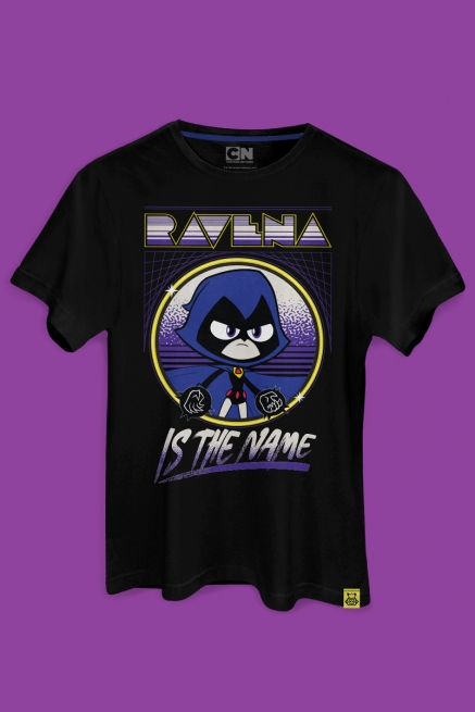 Camiseta Ravena Is The Name