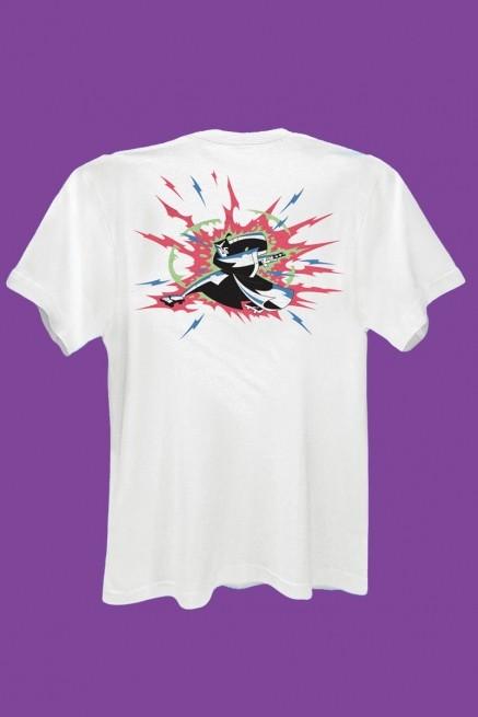 Camiseta Samurai Jack Colors