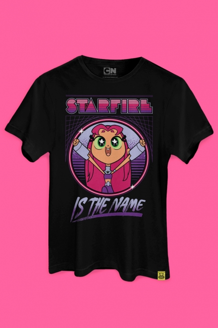 Camiseta Starfire Is The Name