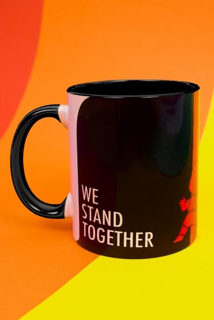 Caneca Steven Universo Stand Together