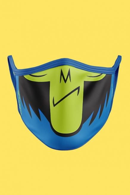 Máscara As Meninas Superpoderosas Macaco Louco