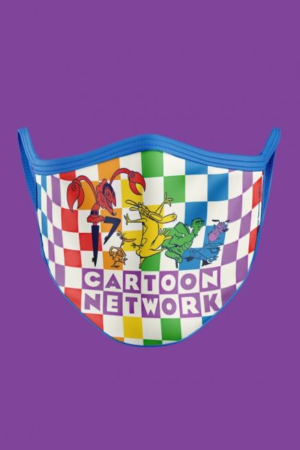 Máscara Cartoon Network Pride Parade