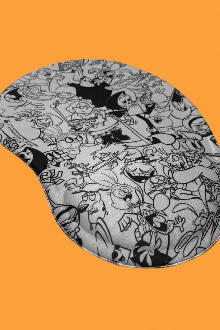 Mousepad Cartoon Leite Derramado