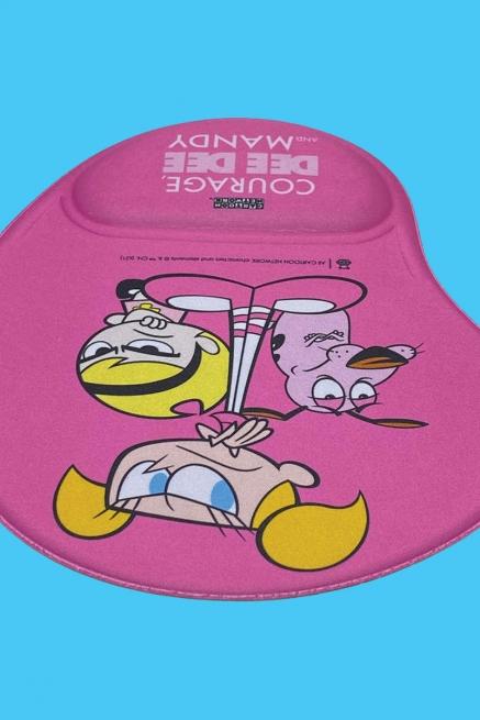Mousepad Cartoons Rosados