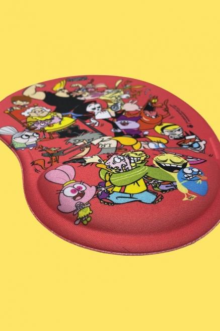 Mousepad Clássicos Cartoon Abraço