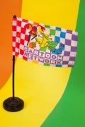 Bandeira de Mesa Cartoon Network Pride Parade
