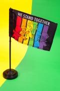 Bandeira de Mesa Steven Universo Stand Together