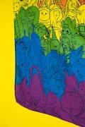 Bandeira de Parede Hora de Aventura Rainbow